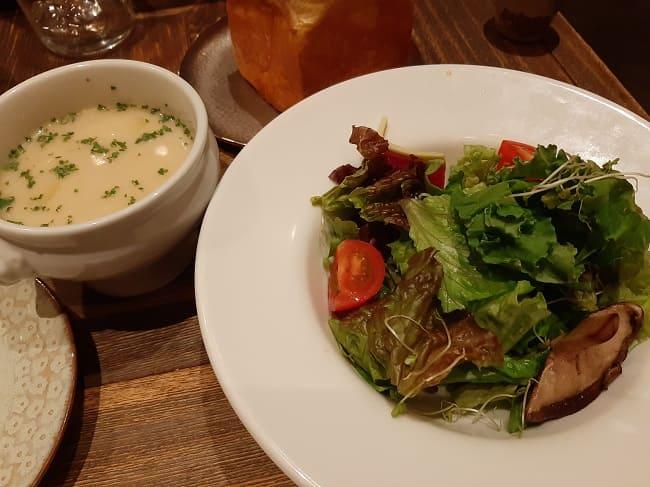 ラシーヌのサラダ